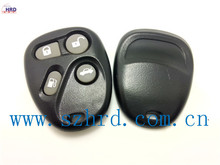 free shipping Car remote key cover fob 4 button key case for buick replacement entry shell for chevrolet cadillac keys