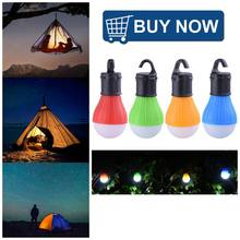 New Arrivals LED Tent Light Bulb Soft Light Outdoor Hanging LED Camping Tent Light Bulb Fishing Lantern Lamp Wholesale
