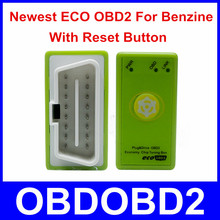 Newest Generation EcoOBD2 Benzine Car Chip Tuning Box Eco OBD2 Plug and Drive OBDII Lower Fuel and Lower Emission NitroOBD2