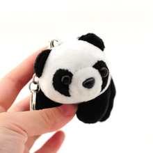 Cute China Panda Animal Plush Stuffed Toy Doll For Children Christmas Gifts Key Chain