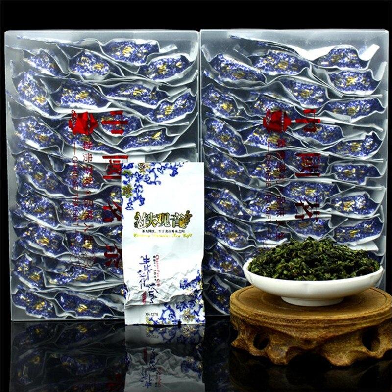 250g / 8 250g / 88oz organic anxi tie guan yin tea chinese oolong green tea
