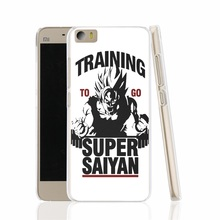 17451 Training to go Super Saiyan Dragon ball Z cell phone Cover Case for Xiaomi Mi M 2 3 4 5 Mi4 Mi2 Mi3 Mi4 4S 4I Mi5 NOTE