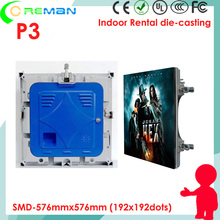 Free shipping Slim small thinckness Full color video TV led wall screen p3 p2 p1 , Ream time information led panel board smd led
