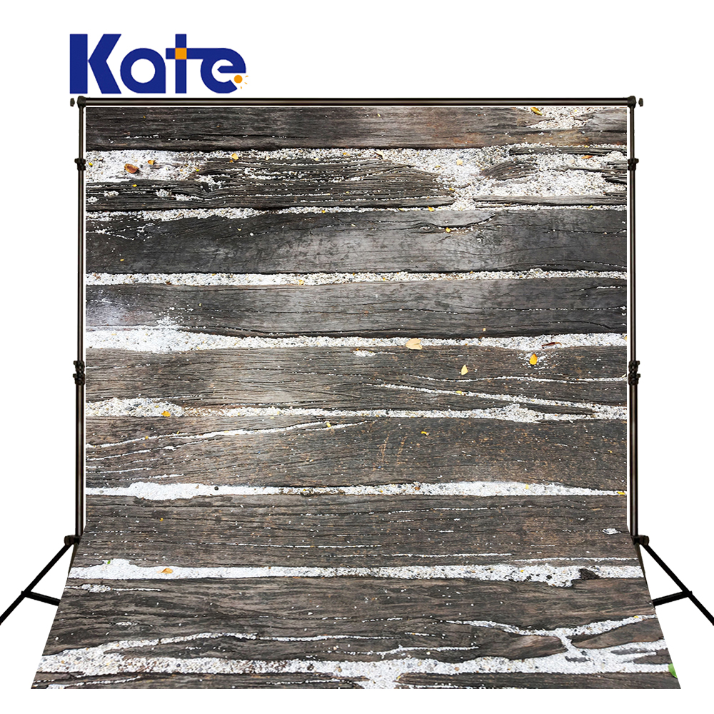 5*6.5Ft(150*200Cm) Kate Wood Photography Backdrop Vintage Wood Floor  Backgrounds  Backdrops For Christmas Photography Wy00022<br>