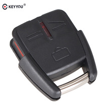 KEYYOU 3 Buttons Remote Key Shell Case Fob For Vauxhall Opel Omega Signum Vectra(China)