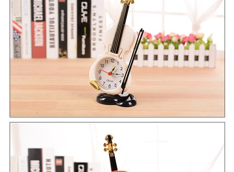 car digital clock lit parapluie pendulum of clock small desk clock clock for desk islamic wall clock retro wall clock mechanical table clocks table date (5)