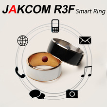 Jakcom Smart Ring R3F Hot Sale In Telephone Headsets As Smart Ring Bluetooth Earphones Headphones Accessories Fone Bluethooth(China)