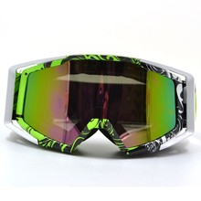Brand Motocross Goggles Glasses Gafas Moto Cross Dirtbike MX Racing Off Road Motorcycle Helmet Skiing Skating Eyewear(China)