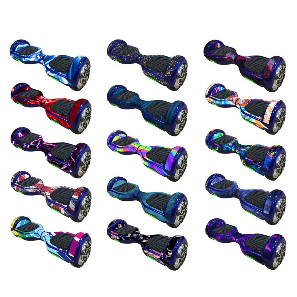 6.5 Inch Board Self-balancing Scooter Decoration Film Dustproof PVC Skin Sticker