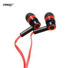 Heavy Bass In Ear Earphones 3.5mm Magic sound noodles headset Pure copper voice coil cheapest Earbuds Noise Canceling For phone