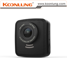 Car DVR GPS & WIFI Original Manufacturer 1080P Full HD Single Lens Car DVR Camera 140 Degree Wide Angle Recorder Night Vision(China)