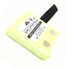 4.8V 700MAH NI-MH Battery For Uniden BP-38 BP-40 BT-1013 BT-537 For MOTOROLA TLKR T4 T5 T6 T7 T8 Series Model