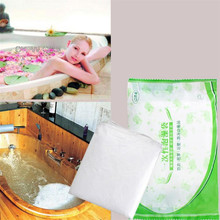 1PC Health Disposable Film Bathtub Bag Household and Hotel Bath Tubs Water film bags for outdoor travel supply