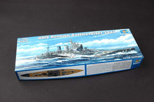 trumpeter 1/700 05765 HMS Renown 1945 Assembly Model kits building scale model ship 3D puzzle ship(China)