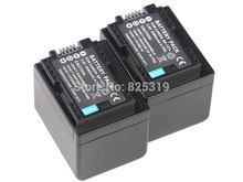 2pc/lot BP-727 rechargeable Battery BP 727 Camera batteries for Canon LEGRIA VIXIA iVIS HF R76 R706 R62 R60 R52 R50 R500 R600