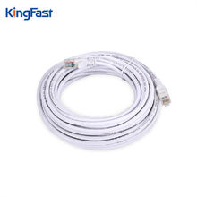 KINGFAST 10M 100Mbps/1Gbps Ethernet Cable Cat5e Lan Cable UTP Cat 5 RJ45 Network Patch Cable For PC Computer Connection(China)