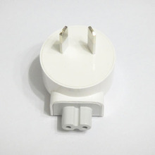 Brand New Wall AC Detachable Electrical AU Plug Duck Head For Apple iPad iPhone USB Charger MacBook Power Adapter.