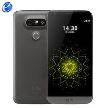 "Unlocked Original LG G5 US H831 EU H850 Mobile Phone 3 Camera Quad-core 4GB RAM 32GB ROM 5.3"" 4G WIFI GPS Refurbished LG G5(China)"