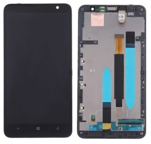 New LCD Display+Touch Screen Digitizer+Frame FOR Nokia Lumia 1320 free shipping High quality low cost<br><br>Aliexpress