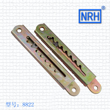 NRH8822 support Expansion hinge color zinc Sofa Adjustable hinge Locating hinge(China)