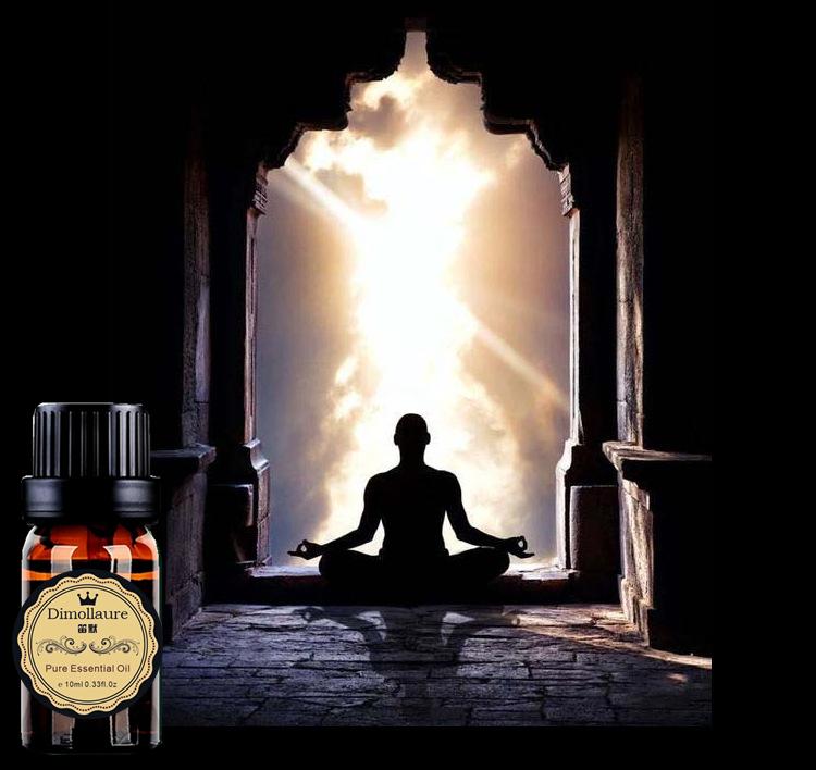 Dimollaure Sandalwood essential oil Relax spirit Aromatherapy fragrance lamp body massage essential oil skin care 9