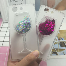 Buy Girls Quicksand Case Sony Xperia Z5 Compact / Z5 Mini E5803 E5823 Soft Back Cover Glitter Dynamic Liquid Silicone Shiny Bag for $3.48 in AliExpress store