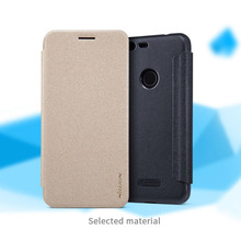 5.0 inch For google pixel case cover sparkle filp cover Nillkin pixel for google phone bag with smart wake up function(China)