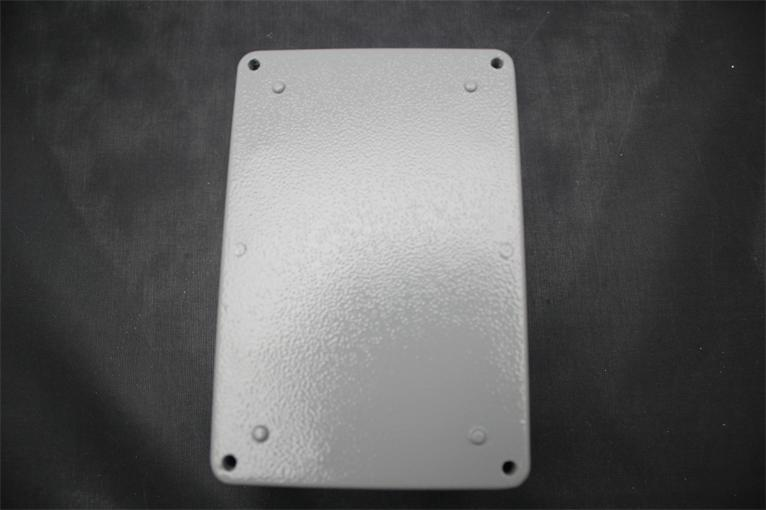 120*80*55MM outdoor junction Waterproof Aluminum box electrical with CE Certification<br><br>Aliexpress