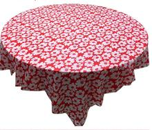Thickening of disposable tablecloth wedding wedding live like red disposable plastic table cloth