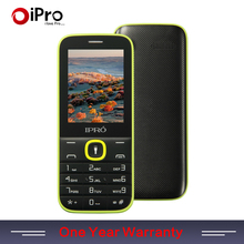 "Original IPRO I324F 2.4"" Dual SIM GSM Unlock Mo bile Phone With English Portuguese Spanish Cheapest Telephone Mother's Day Gift"