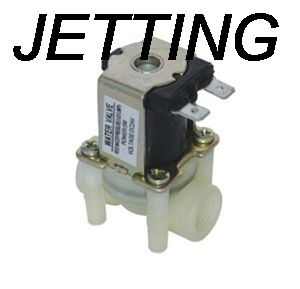 """1PCS New Arrival DC 24V Electric Solenoid Valve Magnetic N/C Water Air Inlet Flow Switch N/C 1/4"""" For Electric Accessories"""
