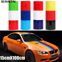 Car Sticker Full Body Flag Auto Stickers Decals Whole Front Door Window 3D Vinyl Funny Car-styling BMW VW Accessories - SEAMETAL Official Store store