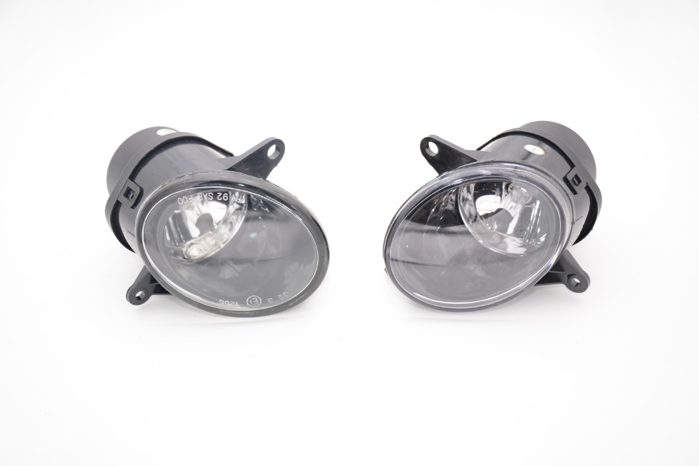 2 Pcs/Pair fog lights front bumper driving fog lamps for 2002-2006 Audi A6<br>