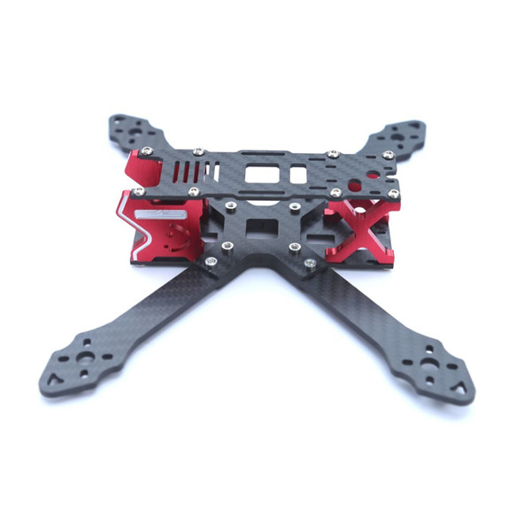 High Quality XH210 210mm Carbon Fiber 3.5mm Arm Frame Kit for Racing Drone