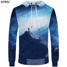 Buy KYKU Brand Snow Clothing 3d Hoodies Women Sweatshirts Galaxy Hoodie Long Sleeve Womens Clothes Oversized Hoodie 2018 New for $14.91 in AliExpress store