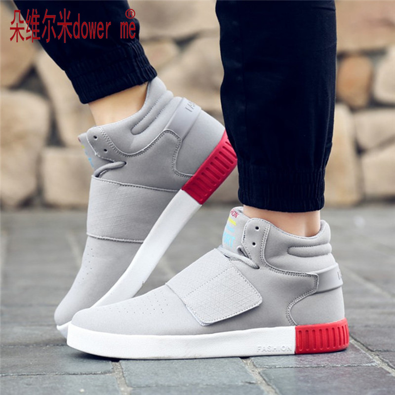 2017 man Autumn Winter Ankle Boots Fashion men Trainers Breathable mixed color Casual Shoes Walking Flats Zapatillas Mujer<br><br>Aliexpress