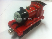 Thomas & Friends Metal No.5 James Magnetic Toy Train Loose Brand New In Stock & Free Shipping
