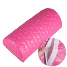 Nail Art Hand Cushion Holder Soft PU leather&Sponge Arm Rest Nail Pillow Manicure Accessories Tool