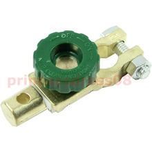 Universal Automotive Battery Terminal Disconnect Switch Link Cars Trucks Part