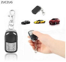 ZUCZUG 433mhz Garage Door Remote Control Presentation Universal Car Gate Cloning Rolling Code Remote Duplicator Opener Key Fob(China)