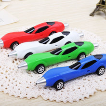 6Colors Novelty Classic Toys Cars Ballpoint Pens Diecasts & Toy Vehicles Multicolor Cars Toys(China)
