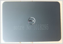 New original laptop Bottom Base TOP  LCD  BACK  Cover for Dell 15 3521 2521 3537 Assembly 0XTFGD Case Black