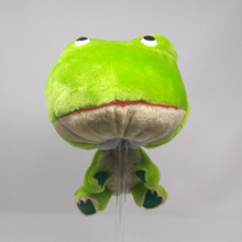 Free shipping NEW 2016 Club Covers Animal wood Golf HeadCover Golf Animal Driver 1# Headcover , Golf Head Covers frog design(China)