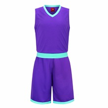 2017 basketball clothes set male basketball jersey basketball clothing mens adult Sporting Training Suit uniforms for team sport