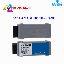100% Original VXDIAG VCX NANO For Toyota Newest Version 10.30.029 Compatible with SAE J2534 Better Than MINI VCI For Toyota