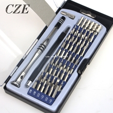 Free Shipping Fashion Design  54 in 1 Precise Manual Tool Set Magnetic Screwdriver set Multifunction Interchange-able (update)