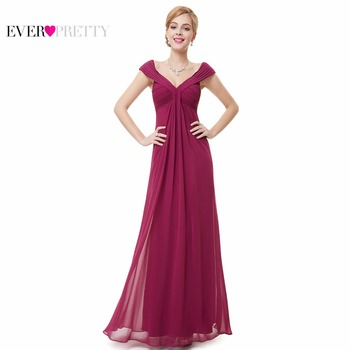 Sexy Robes De Soirée Jamais Assez EP08457 Femmes Élégant Plus La Taille 2017 V-cou Longue Maxi Parti EveningDress