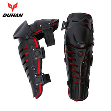 DUHAN Professional Motocross Off-Road Kneepad Protective Gear Joelheira Motorcycle Knee Pads Equipment Motocross Knee Protector(China)