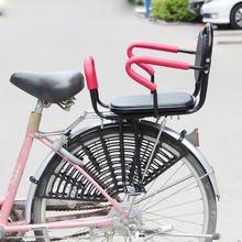 Bike Electric Bicycle Rear Seat Safety Net Skirt Legs Foot Care Safety Net Kids Children's Back Seat Saddle Protection Cycling(China)