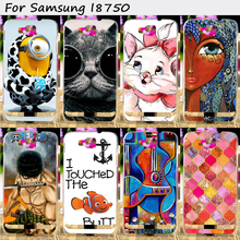 Hard Plastic Cell Phone Skin Cases For Samsung Galaxy ATIV S I8750 8750 Cases Anti-Knock Top Rated Mobile Phone Accessories